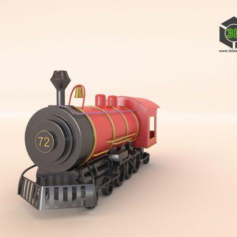 Toy Train 180 (3ddanlod.ir)