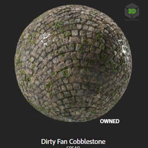 dirty_fan_cobblestone (3ddanlod.ir)