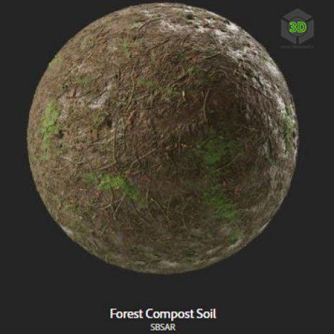 forest_compost_soil (3ddanlod.ir)