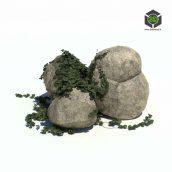 131_rocks_n_ivy_v2 (3ddanlod.ir)