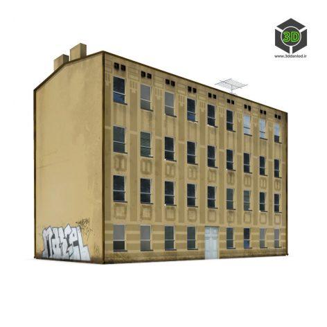 دانلود آبجکت ساختمان 499