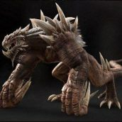 Behemoth – 3D Model (3ddanlod.ir)