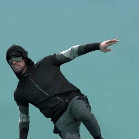 Bruce 20376-09 – Hip Hop Dancer – Animated Model (3ddanlod.ir)