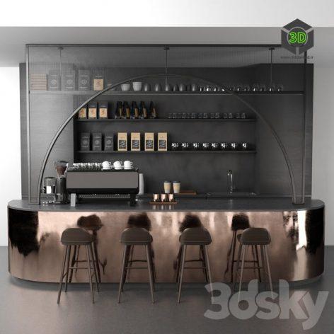 Coffee Shop(3ddanlod.ir) 789