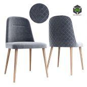 Da Vinci Chair(3ddanlod.ir) 018