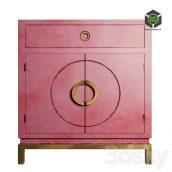 Dresser Disk Pink(3ddanlod.ir) 956