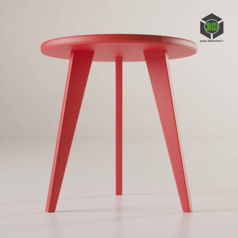 Nova End Table 224 (3ddanlod.ir)