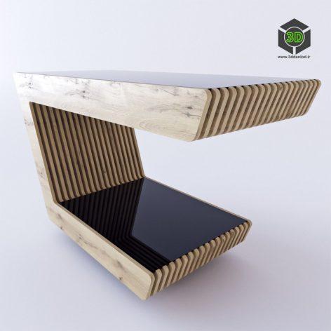 Table Stripe 093 (3ddanlod.ir)
