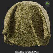 cotton_blend_fabric_spotted_worn (3ddanlod.ir)