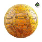 orange_space_ship_wall_28_58_render (3ddanlod.ir)