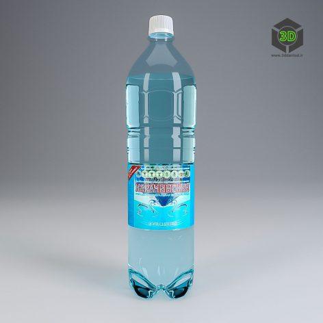 Бутылка минеральной воды 061 (3ddanlod.ir)