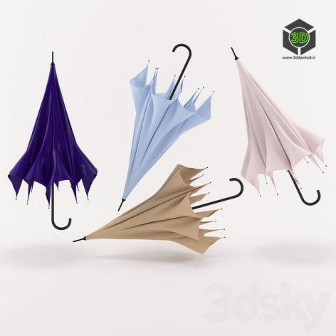 Зонты 027 (3ddanlod.ir)