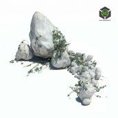 141_rocks_n_ivy_v3 (3ddanlod.ir)