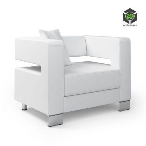 دانلود آبجکت صندلی مدرن 1305