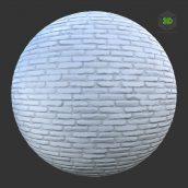 BricksPaintedWhite_002 (3ddanlod.ir)