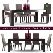 DINING TABLE 10(3ddanlod.ir) 210