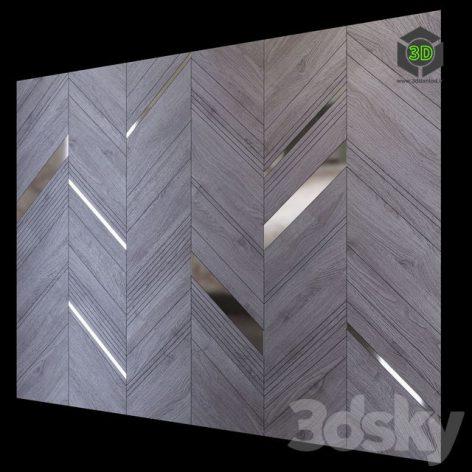 Decorative Wall PN54(3ddanlod.ir) 090