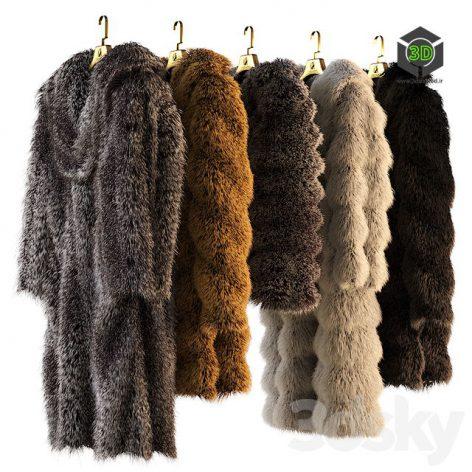 Fur Coats(3ddanlod.ir) 1278