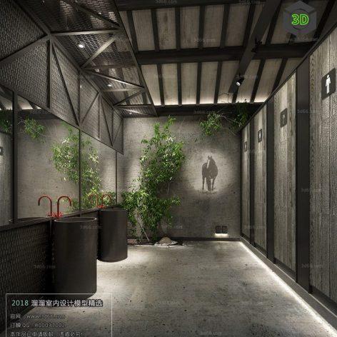 H001-工业风格-Industrial style (3ddanlod.ir)