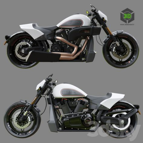 Harley Davidson FXDR 114(3ddanlod.ir) 1142
