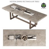 Heston Table(3ddanlod.ir) 1596