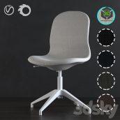 Ikea LANGFJALL Chair 02(3ddanlod.ir) 1405