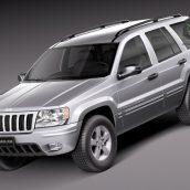 Jeep Grand Cherokee 1999-2005 3d Model (2)(3ddanlod.ir)