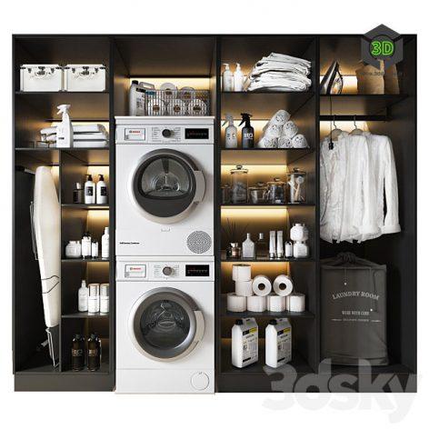 Laundry Room(3ddanlod.ir) 1444