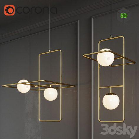 Midea Lamp in the Online Store Romatti(3ddanlod.ir) 905