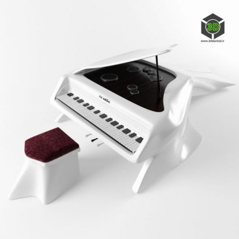 Modern Piano 131 (3ddanlod.ir)