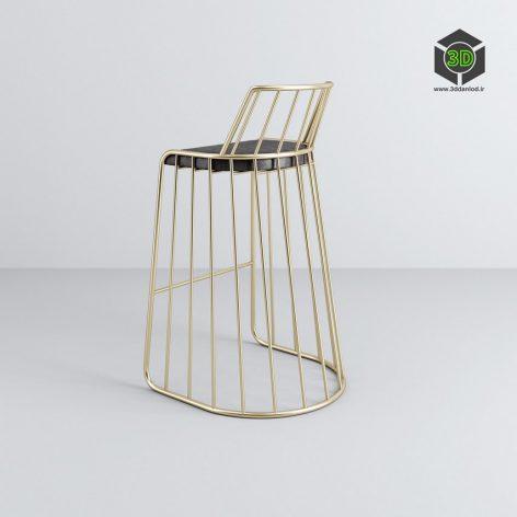 Phase Design Veil _ Stool 124 (3ddanlod.ir)