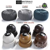 The Idea Materials Birch & Fabric (3ddanlod.ir)