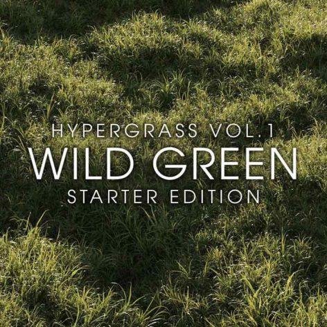 Vertex.Library.HyperGrass.01.WildGreen 001(3ddanlod.ir)