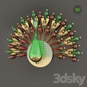 peacock 053 (3ddanlod.ir)