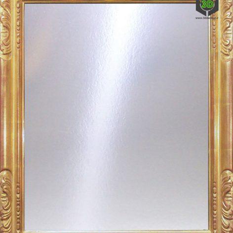 دانلود آبجکت آینه کلاسیک 169