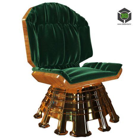 دانلود آبجکت صندلی 1370