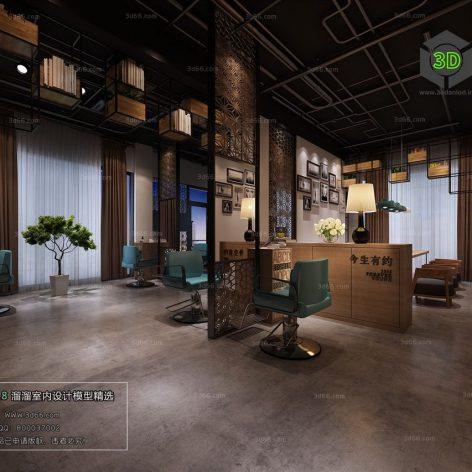 H016-工业风格-Industrial style (3ddanlod.ir)