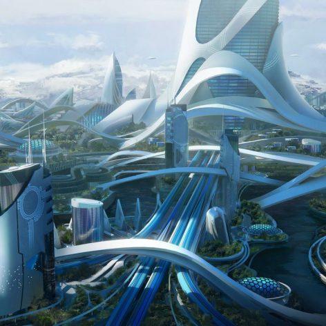 Kitbash3D-Utopia 007 cover (3ddanlod.ir)
