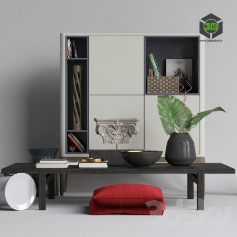 Poliform Home Hotel Furniture and Decor(3ddanlod.ir) 278