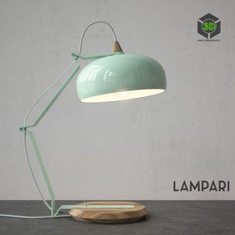 Rhoda Lamp(3ddanlod.ir) 1706