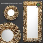 Seaside Mirror by Creative Co(3ddanlod.ir) 190