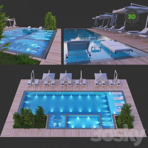Swimming Pool 8(3ddanlod.ir) 846