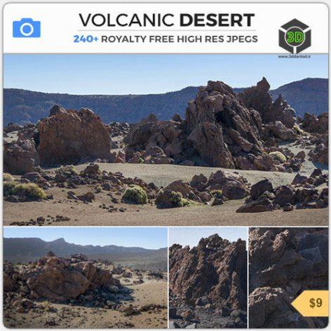 Volcanic Desert (51) (3ddanlod.ir) 1