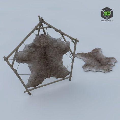bear skin 111 (3ddanlod.ir)