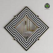 dazzle wall mirror 087 (3ddanlod.ir)