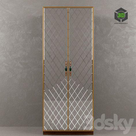 rhombic cupboard 098 (3ddanlod.ir)