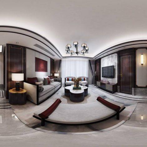 360 Interior Design 2019 Dining Room C10 panorama (3ddanlod.ir) 036