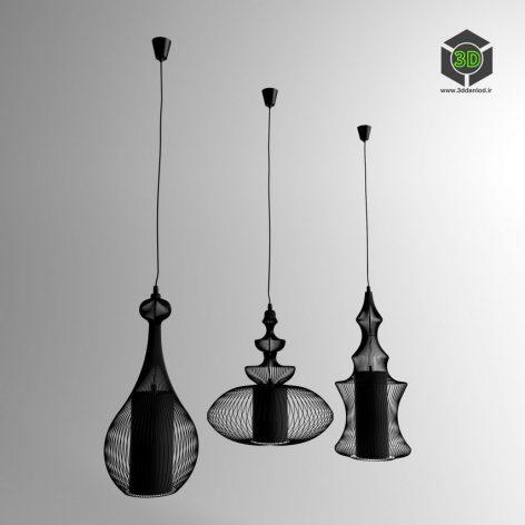 Hanglamp Alezio 200 (3ddanlod.ir)
