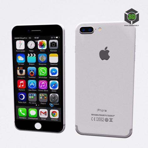 Iphone 7 Plus 161 (3ddanlod.ir)