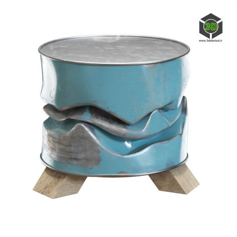 Unique Barrel Furniture(3ddanlod.ir) 001